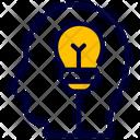 Creative People Idea Icon