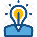 Creative Mind Intelligence Icon