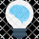 Creative Mind Intelligent Icon