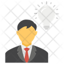 Creative Mind Creative Idea Intelligent Icon