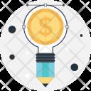 Creative Money Icon
