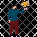Creative Person Icon
