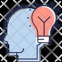 Creative Person Innovative Man Innovative Employees Icon