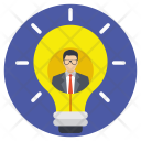 Creative Person Man Icon