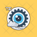 Creative Process Vision Icon