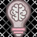 Creative Process Creative Thinking Idea Generation Icon