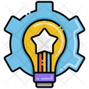 Creative Process Creative Idea Innovation Icon