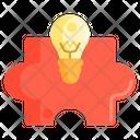 Creative Puzzle Icon