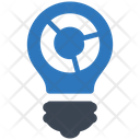 Creative Report Mobile Seo Plan Icon