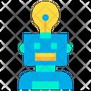 Creative robot Icon