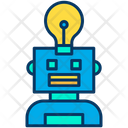 Creative Robot Icon