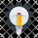 Creative Service Process Icon