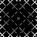 Creative Snowflake Snowflake Design Snowflake Icon