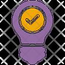 Creative Solution Creative Idea Innovation Icon
