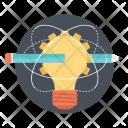 Creative Solution Smart Icon