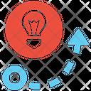 Creative Tactics Innovative Planning Tactical Idea Icon