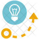 Creative Tactics Innovative Planning Planning Management Icon