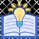 Creative Teaching Book Creative Icon