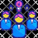 Creative Team Icon