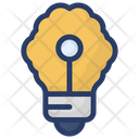 Creative Thinking Innovative Thinking Excellent Idea Icon