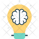 Creative Thinking Thoughts Ideas Icon