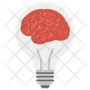 Innovative Idea Innovative Brain Creative Thinking Icon