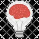 Innovative Idea Innovative Brain Creative Thinking Icon