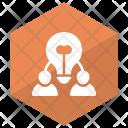 User Creativity Employees Icon