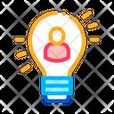 Creative User Icon