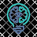 Visionary Brilliant Mind Icon