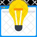 Creative Web Creative Design Web Designing Icon