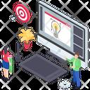 Creative Website Icon