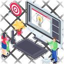 Website Idea Creative Website Creative Web Icon