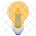Creative Idea Writing Idea Creative Writing Icon