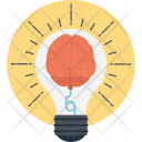 Bright Mind Creative Icon