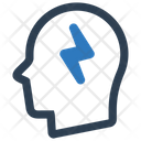 Brainstorm Creative Creativity Icon