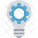Bulb Creativity Light Bulb Icon