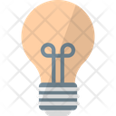 Electric Light Incandescent Lamp Incandescent Light Bulb Icon