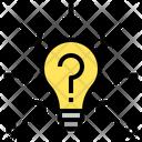 Concept Idea Opinion Icon