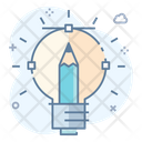 Creative Process Creativity Innovation Creative Learning Icon