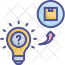 Brand Concept Idea Icon