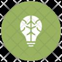 Creativity Bulb Idea Icon