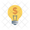 Idea Money Creativity Icon