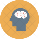 Idea Plan Brain Icon