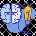 Creativity Bulb Business Icon