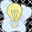 Creativity Bulb Icon
