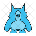 Monster Creature Character Icon
