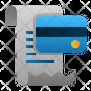 Credit File Paper Icon