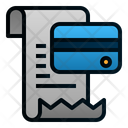 Credit File Paper Icon