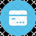 Credit Card Smart Icon